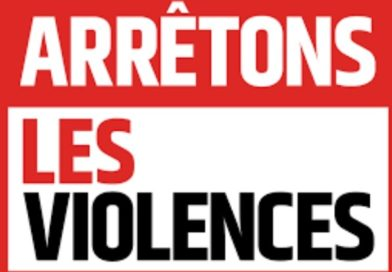 Stop aux violences à l'égard des femmes